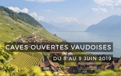 8 et 9 juin – Caves Ouvertes Vaudoises