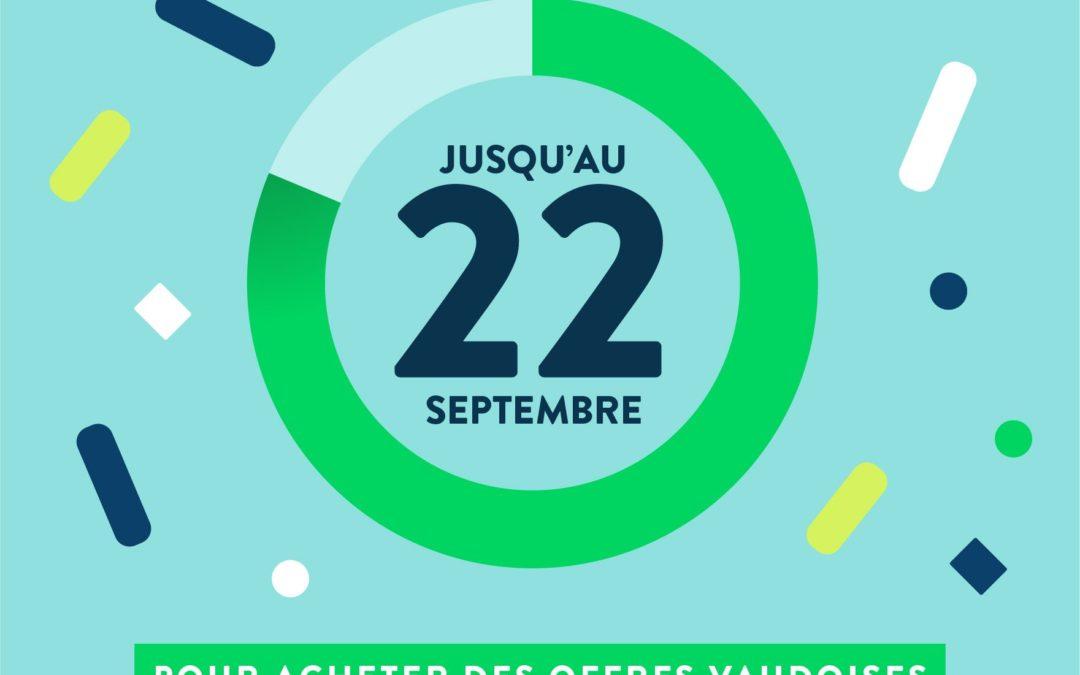 WelQome – 20% jusqu'au 22 septembre !
